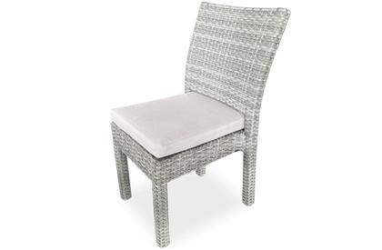 Chaise Sofia Gris Stone pour table de jardin