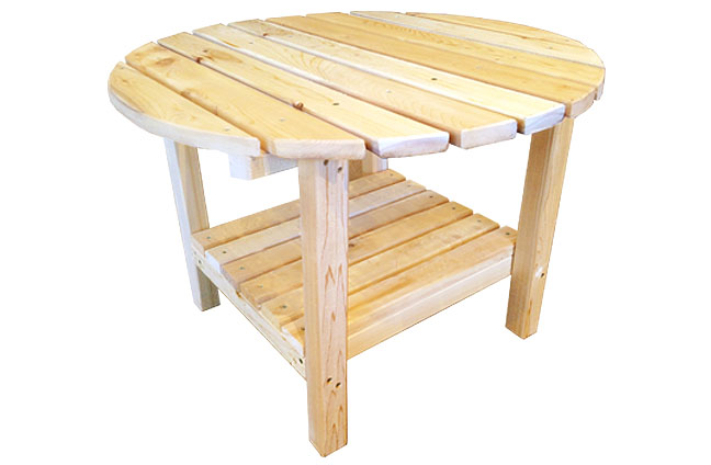Adirondack Coffee Table Ogni