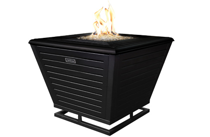 Cairo gas operated outdoor fire pit