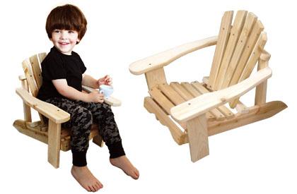 Chaise Adirondack pour enfants