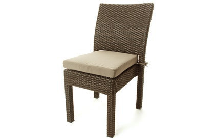 Sofia modern outdoor dining chair