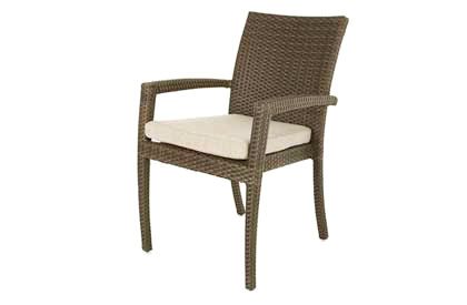 Tecla garden chair