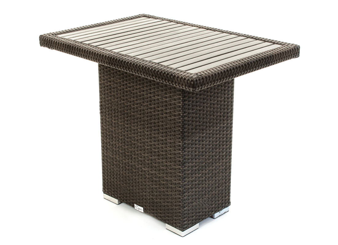 Bar counter height condo balcony patio furniture table and - Table pliante pour balcon ikea ...