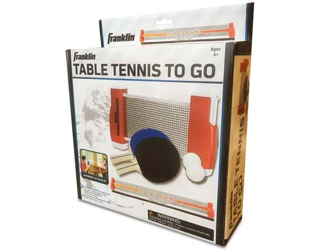 filet et raquettes de ping pong tennis portable ogni