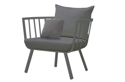 Martina Club outdoor garden chair for patio set