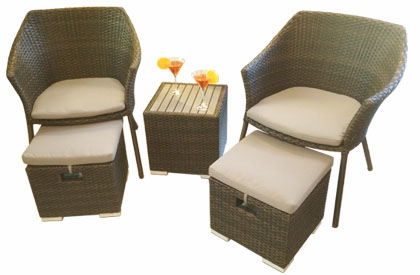 The perfect balcony furniture set
