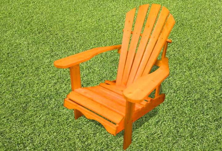 adirondack chair painted  eBay