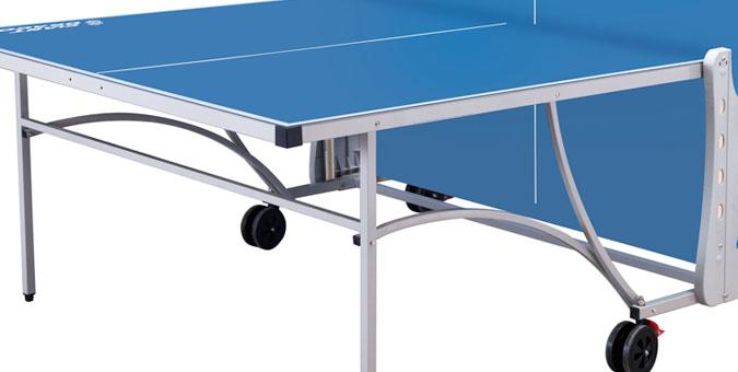 Ace outdoor ping pong table ogni for Housse exterieur table ping pong