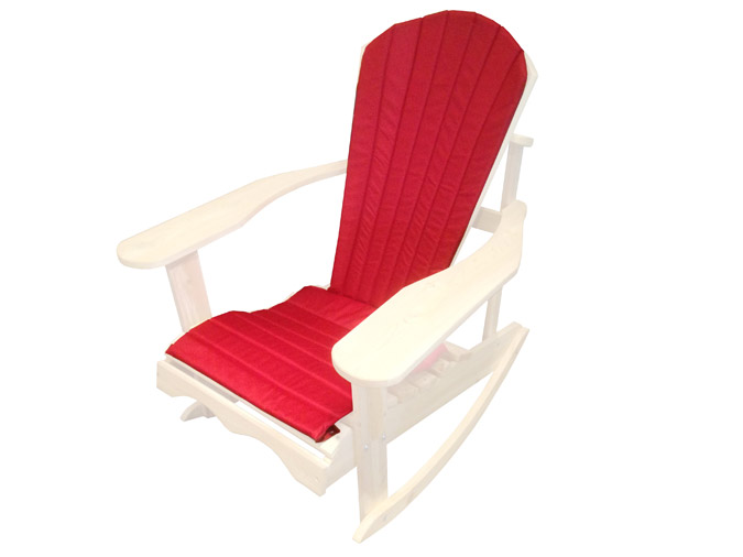 Red Adirondack Chair Cushion Ogni