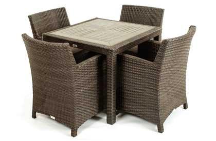 Meubles de jardin ogni for Table exterieur montreal