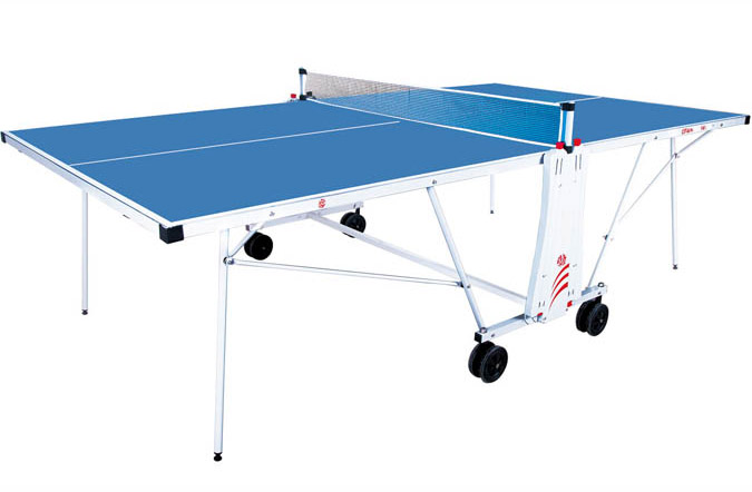 table de ping pong pour l 39 ext rieur ogni. Black Bedroom Furniture Sets. Home Design Ideas