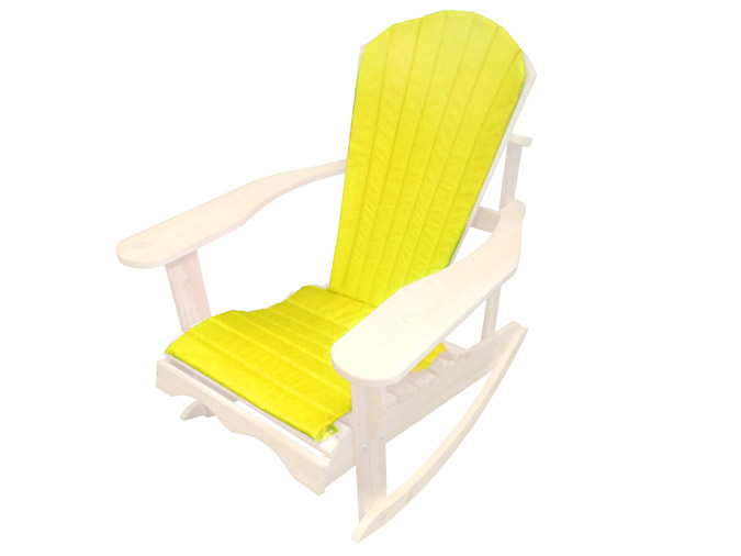 Yellow Adirondack Chair Cushion Ogni